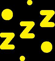 Sleep ZZZs icon